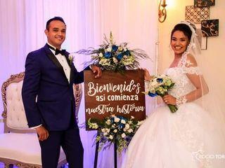 La boda de Kareni  y Pablo  2