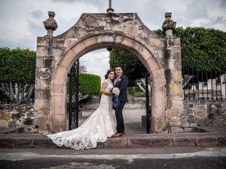 La boda de Laura y Osvaldo