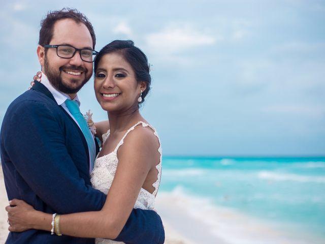 La boda de Claudia y Arturo
