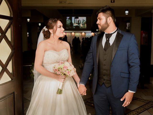 La boda de Carla y Mariano