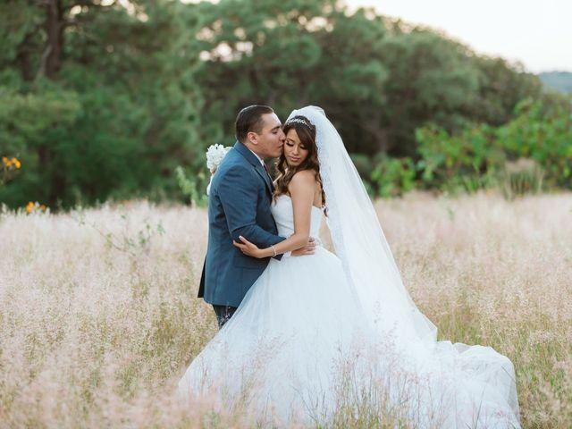 La boda de Nohemi y Errnesto