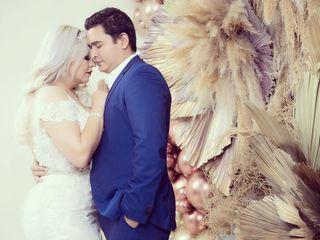 La boda de Karene y Juan Carlos