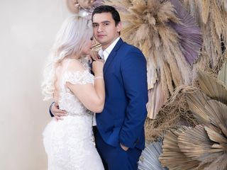 La boda de Karene y Juan Carlos  3