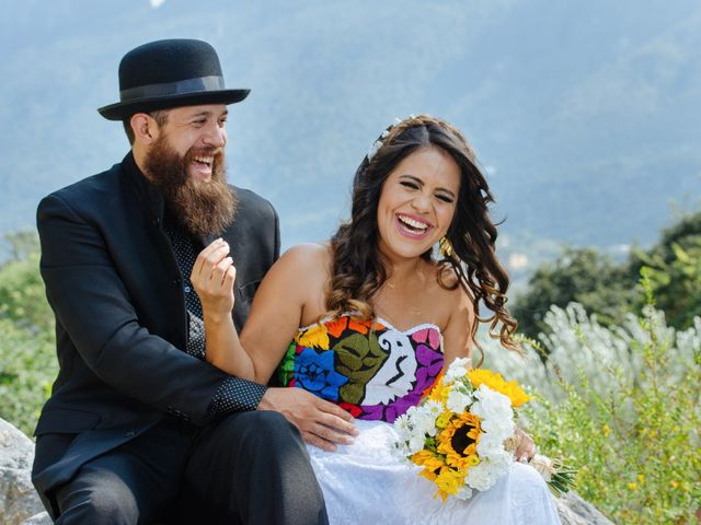 La boda de Tanya y Marco