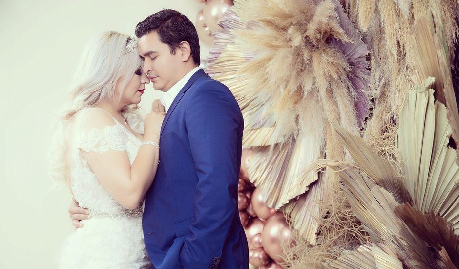La boda de Juan Carlos  y Karene en Reynosa, Tamaulipas