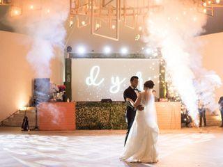 La boda de  Dafne Judith y Rodrigo 1
