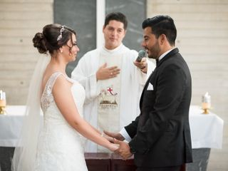 La boda de  Dafne Judith y Rodrigo