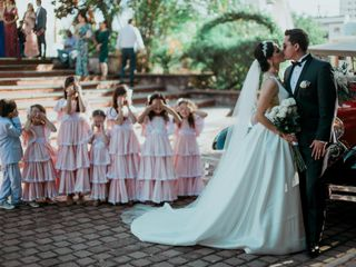 La boda de Eimy y José David