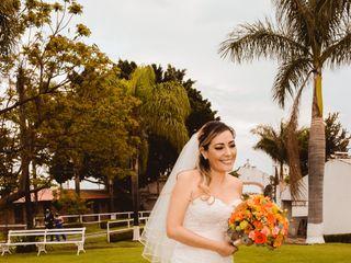 La boda de Sarah y Simón 2