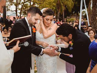 La boda de Sarah y Simón 3