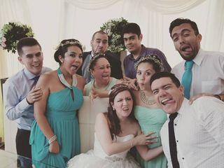 La boda de Mel y Mitz 3