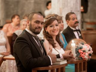 La boda de Mel y Mitz