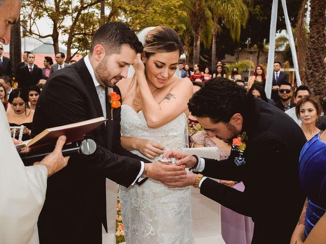 La boda de Simón y Sarah en Atlixco, Puebla 2