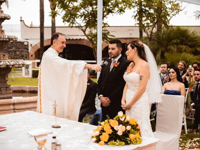 La boda de Simón y Sarah en Atlixco, Puebla 6