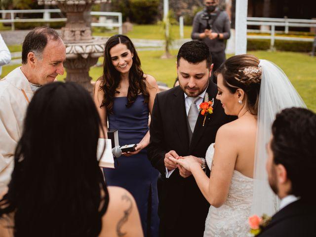 La boda de Simón y Sarah en Atlixco, Puebla 7