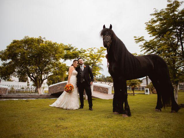 La boda de Simón y Sarah en Atlixco, Puebla 23