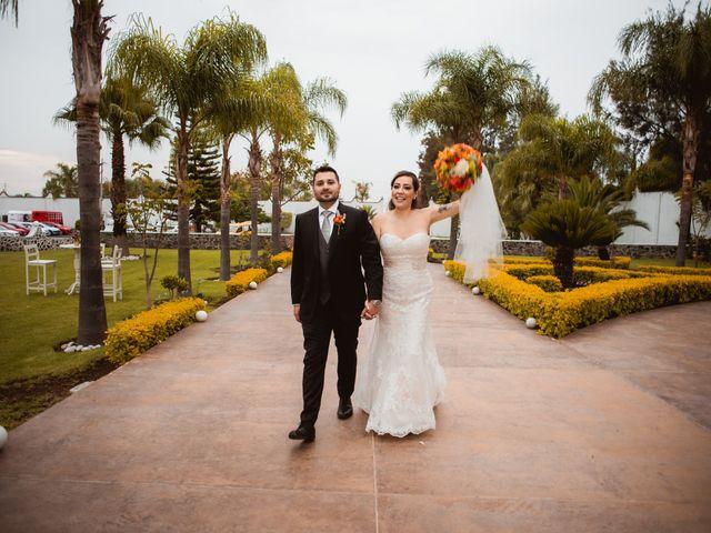 La boda de Simón y Sarah en Atlixco, Puebla 26