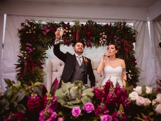 La boda de Simón y Sarah en Atlixco, Puebla 30