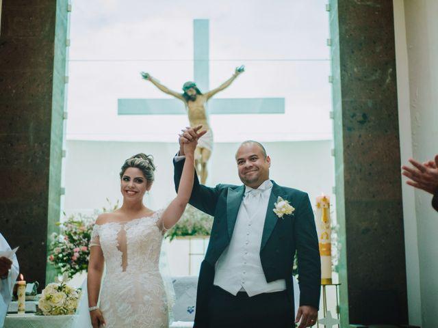 La boda de Melissa y Daniel