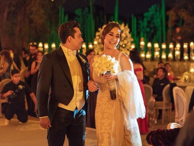 La boda de Angélica y José