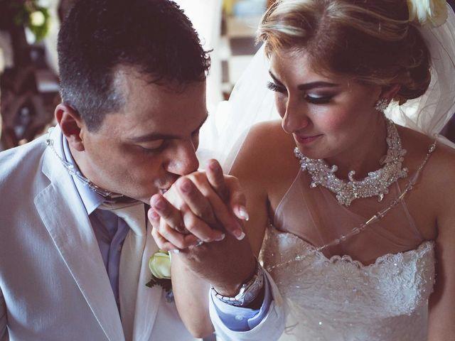 La boda de Aneheli y Omar