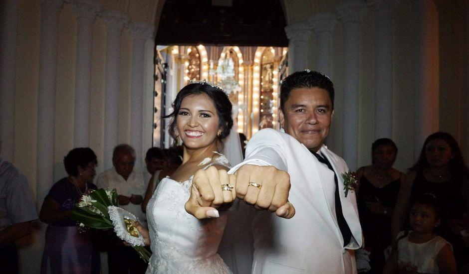 La boda de Mario y Laura en Mérida, Yucatán