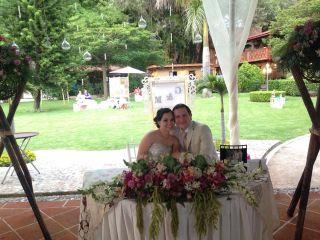 La boda de Gloria y Martín