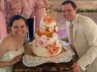 La boda de Gloria y Martín  2