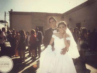 La boda de Luis Antonio y Mariana