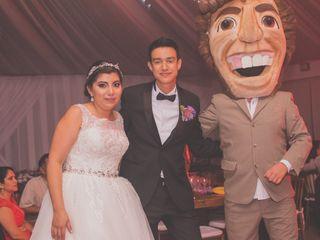 La boda de Yamilet y Humberto