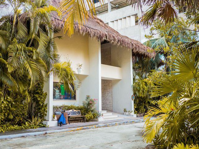 La boda de Fernando y Carmen en Playa del Carmen, Quintana Roo 4