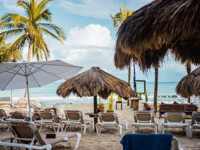 La boda de Fernando y Carmen en Playa del Carmen, Quintana Roo 7