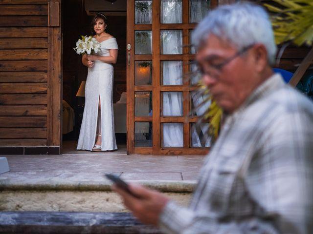 La boda de Fernando y Carmen en Playa del Carmen, Quintana Roo 30