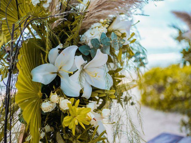 La boda de Fernando y Carmen en Playa del Carmen, Quintana Roo 38