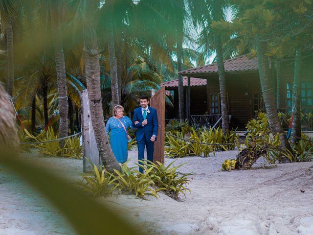 La boda de Fernando y Carmen en Playa del Carmen, Quintana Roo 41