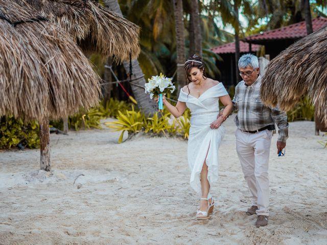 La boda de Fernando y Carmen en Playa del Carmen, Quintana Roo 44