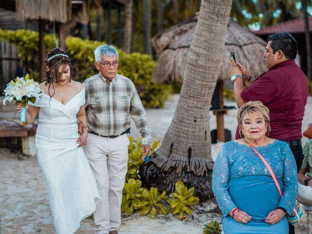 La boda de Fernando y Carmen en Playa del Carmen, Quintana Roo 45