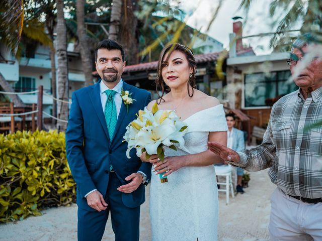 La boda de Fernando y Carmen en Playa del Carmen, Quintana Roo 46