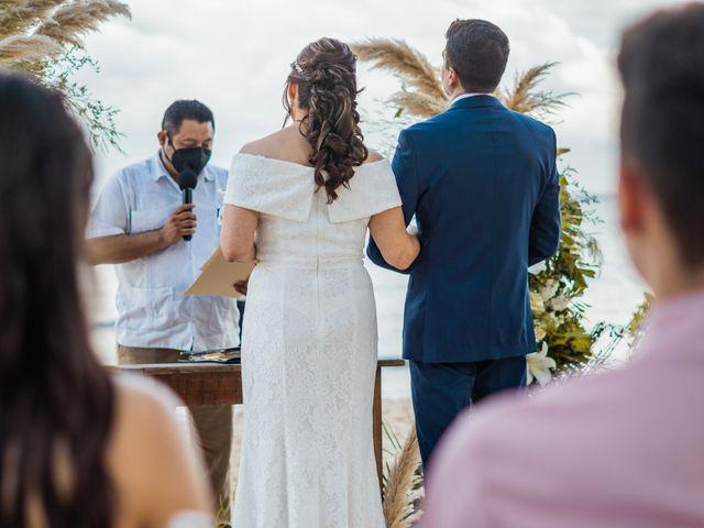 La boda de Fernando y Carmen en Playa del Carmen, Quintana Roo 48