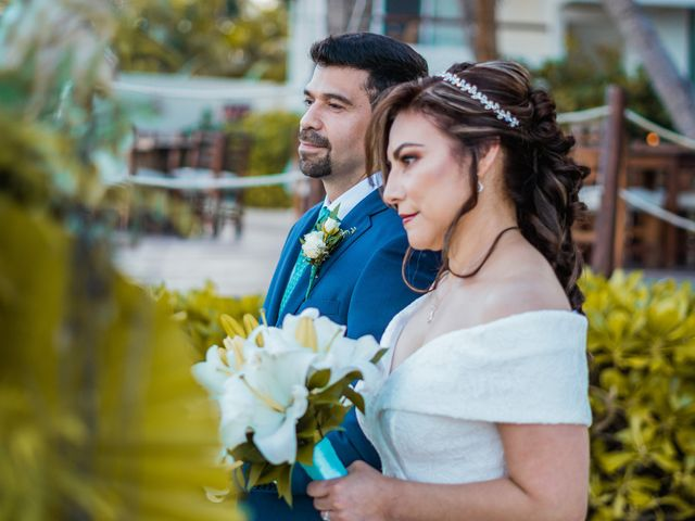 La boda de Fernando y Carmen en Playa del Carmen, Quintana Roo 49