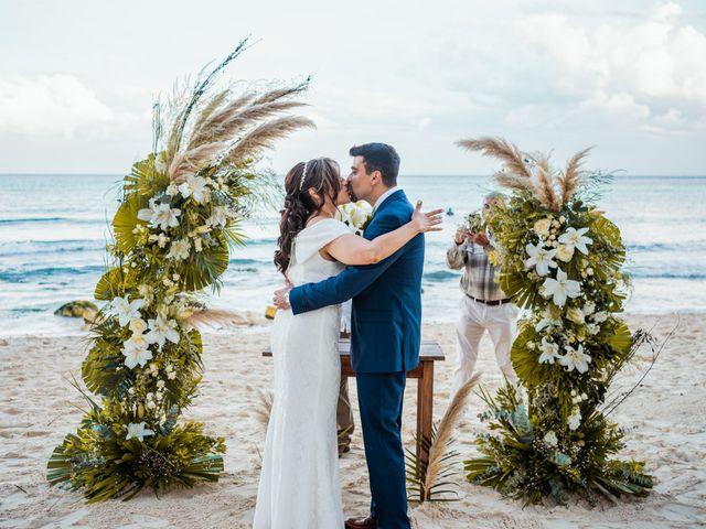 La boda de Fernando y Carmen en Playa del Carmen, Quintana Roo 53