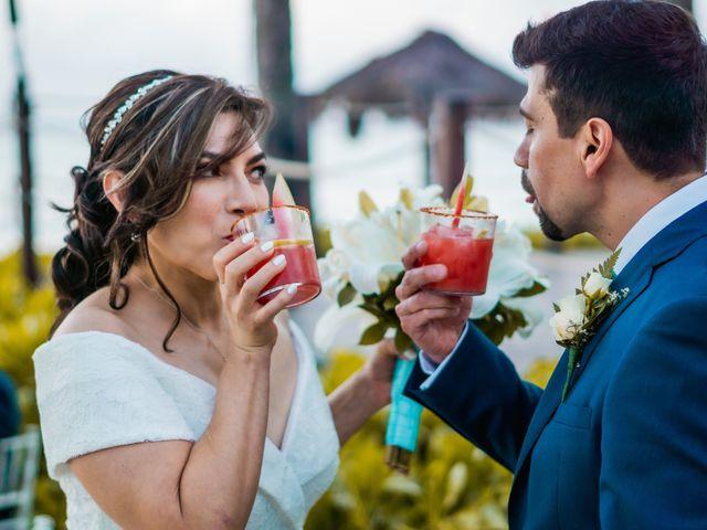 La boda de Fernando y Carmen en Playa del Carmen, Quintana Roo 57