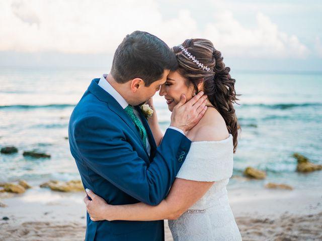 La boda de Fernando y Carmen en Playa del Carmen, Quintana Roo 60