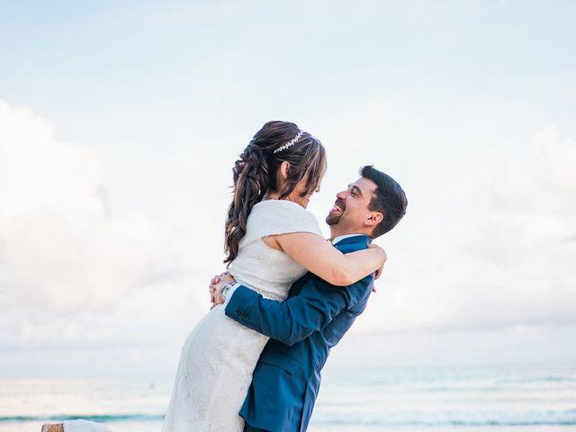 La boda de Fernando y Carmen en Playa del Carmen, Quintana Roo 62