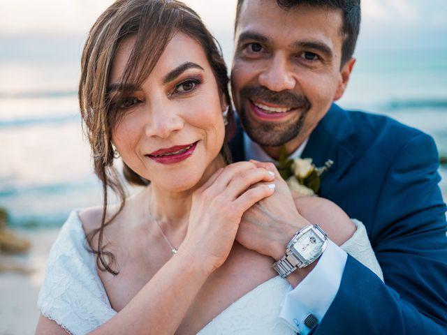 La boda de Fernando y Carmen en Playa del Carmen, Quintana Roo 63