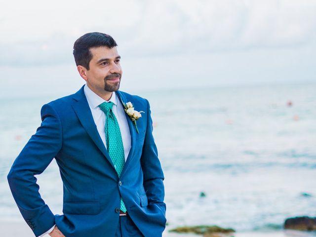 La boda de Fernando y Carmen en Playa del Carmen, Quintana Roo 71