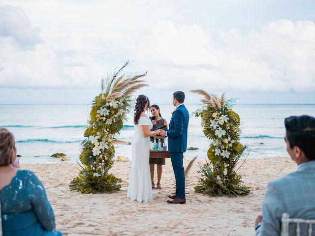 La boda de Fernando y Carmen en Playa del Carmen, Quintana Roo 72