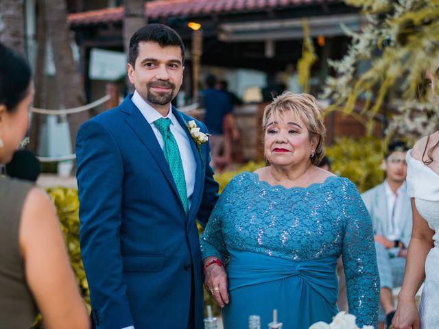 La boda de Fernando y Carmen en Playa del Carmen, Quintana Roo 73