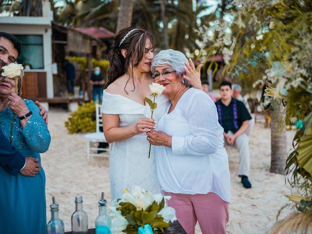 La boda de Fernando y Carmen en Playa del Carmen, Quintana Roo 74