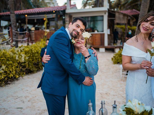 La boda de Fernando y Carmen en Playa del Carmen, Quintana Roo 75